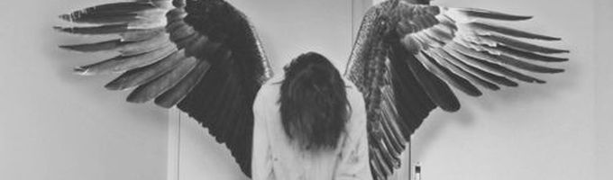 Not all angels have wings.