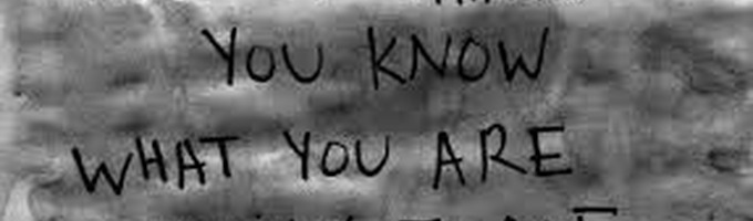 Its because of you