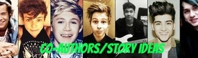 Co-authors/Story Ideas
