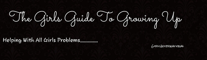The Girl's Guide To Growing Up